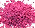 Премиум-крошка фракции 2-3 мм пурпурного цвета (014)
